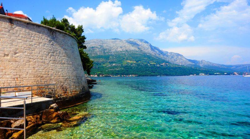 korcula kroatien
