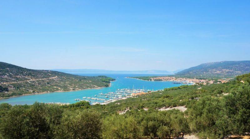 die inseln in kroatien