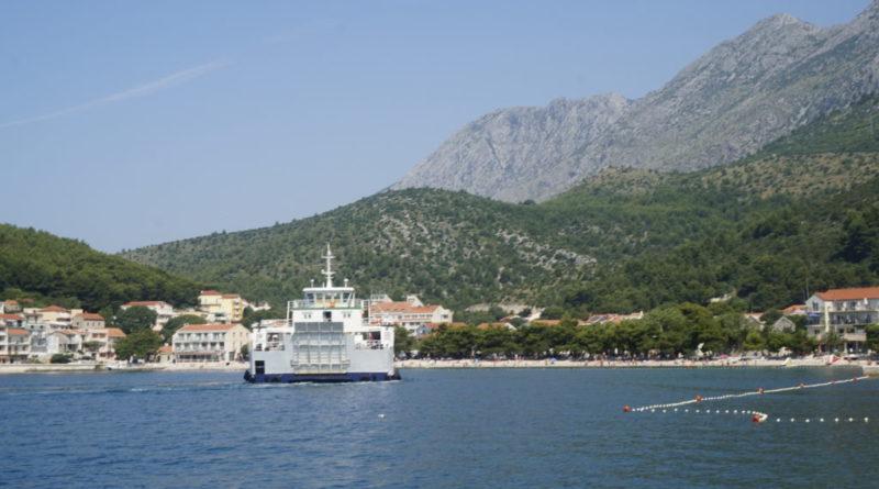 drvenik fähre kroatien