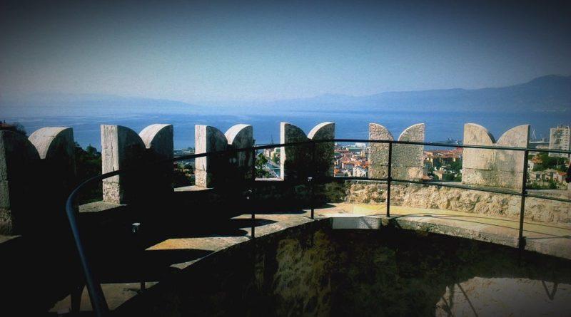 Festung trsat rijeka - kvarner bucht