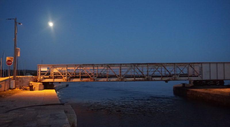 Brücke osor