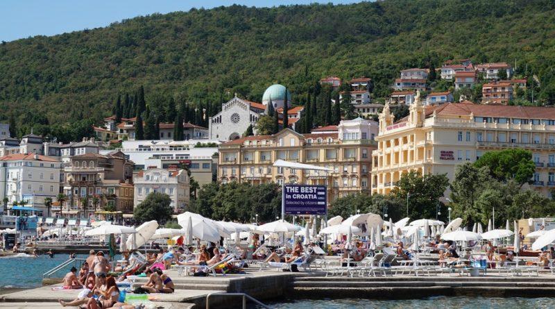 opatija kvarner bucht kroatien