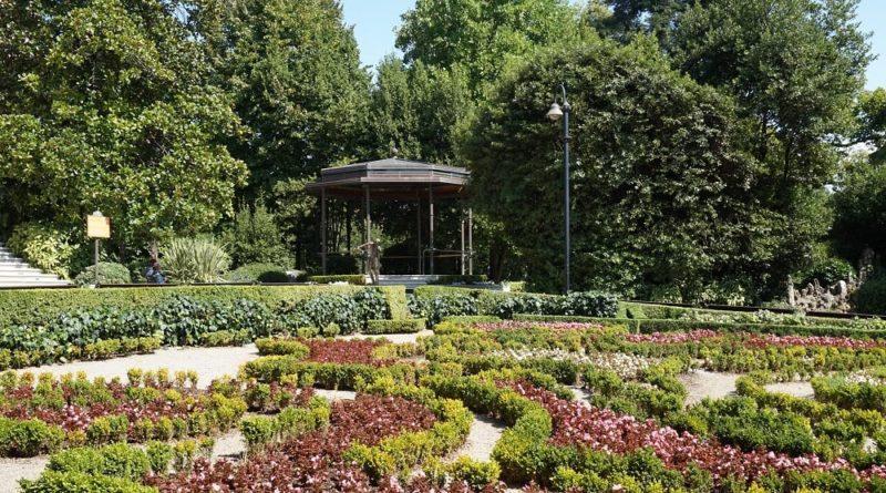 park in opatija