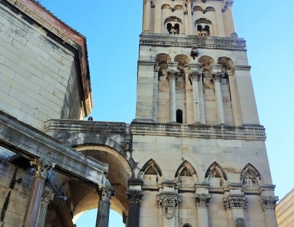 Diokletian turm kroatien