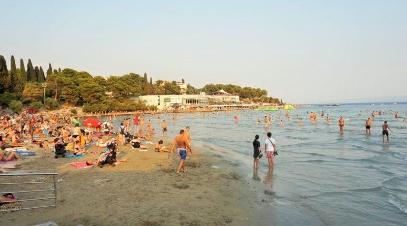 strand split kroatien