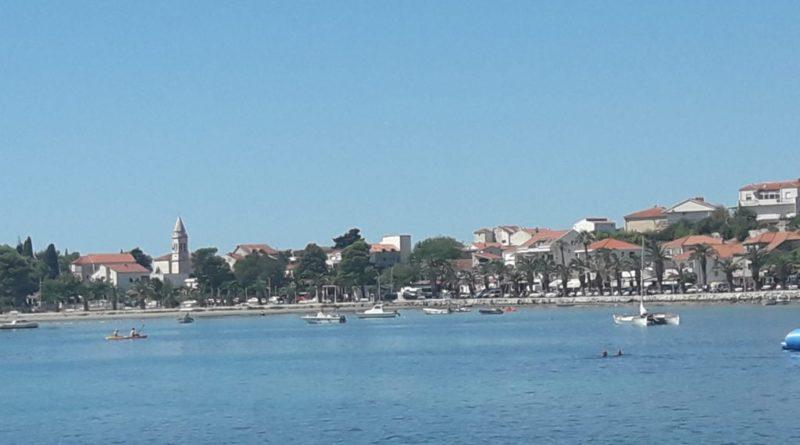 strand in stobrec kroatien