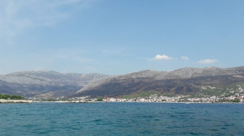 Stobrec am Stadtrand von Split