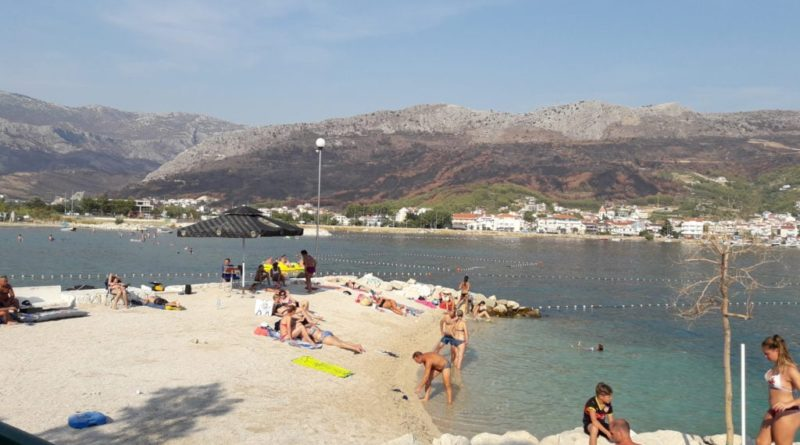 strand view