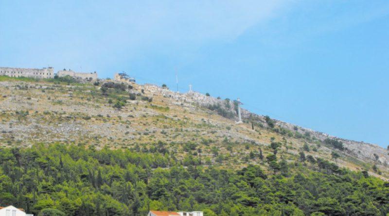 Srđ Hügel in Dubrovnik