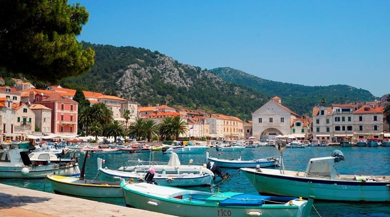 Insel Hvar kroatien