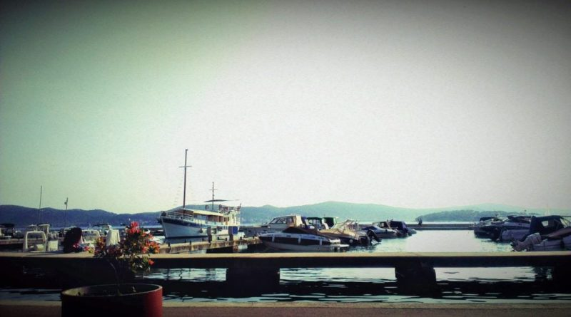 yachthafen pakostane