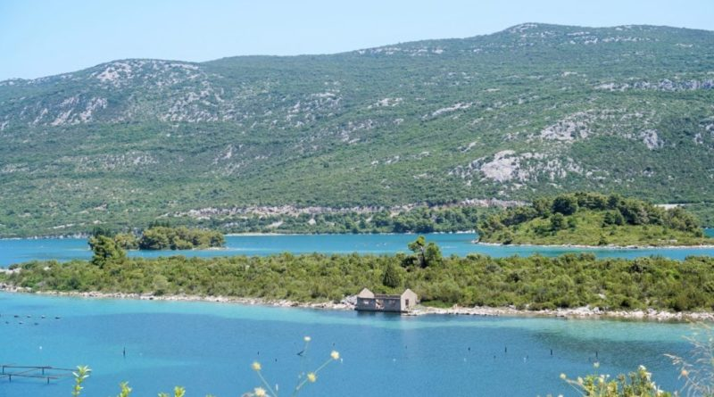 weg peljesac kroatien