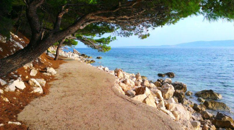 strand zivogosce kroatien