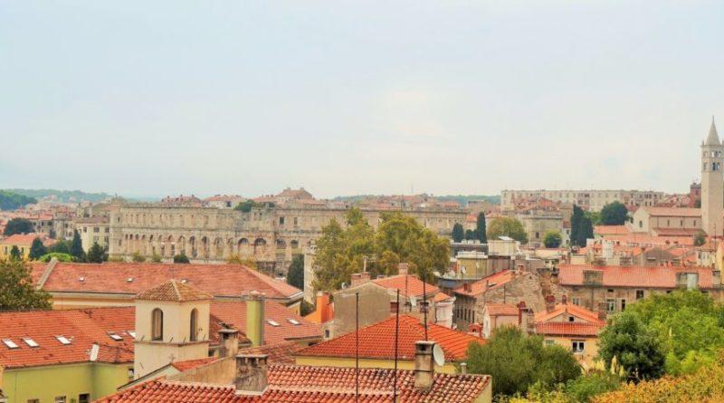 Pula das touristische Zentrum Istriens