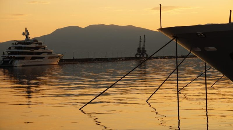 rijeka kvarner bucht kroatien