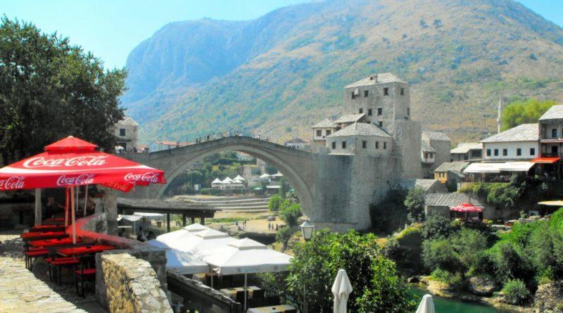 Bosnien und Herzegowina mostar