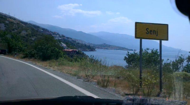Von Rijeka nach Zadar.
