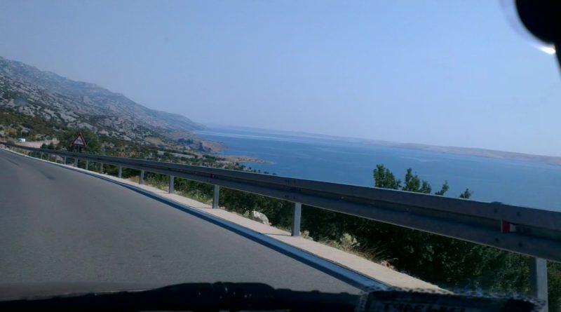 von Rijeka nach Zadar