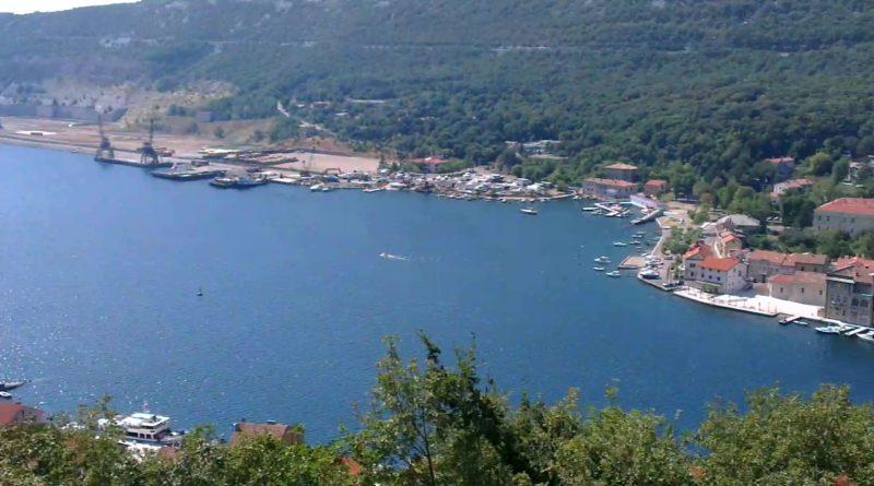 Von Rijeka nach Zadar, Küstenstraße kroatien