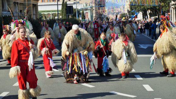 karneval rijeka 2020 kroatien