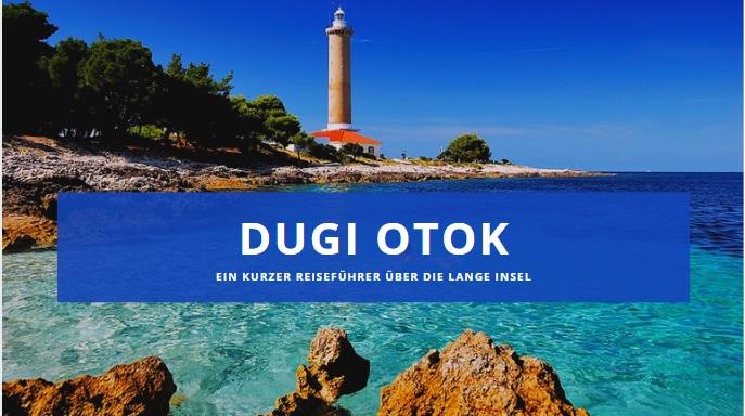 dugi otok in kroatien